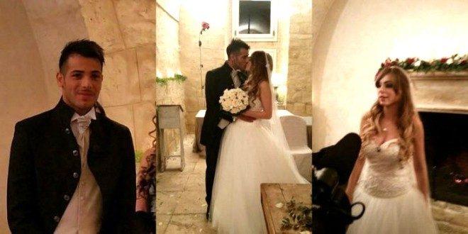 uomini e donne alessia aldo matrimonio