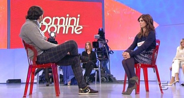 uomini e donne barbara davide