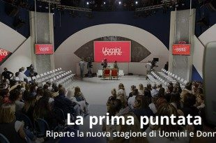 uomini e donne prima puntata-video