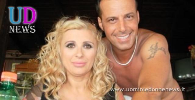 tina cipollari con il marito chicco nalli