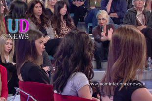 Uomini e donne puntata 110516