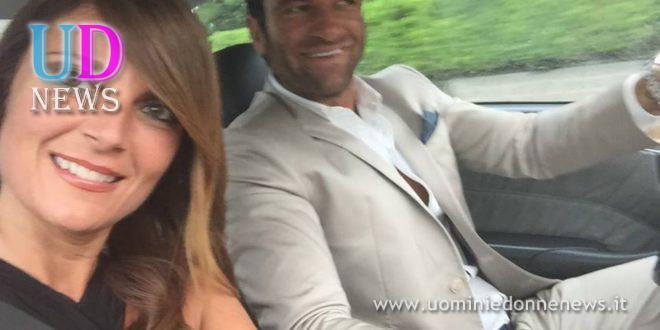 Cristian Offer e Giuliana Brasiello