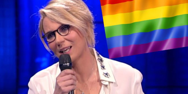 maria de filippi gay