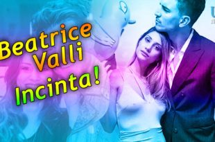 beatrice valli incinta