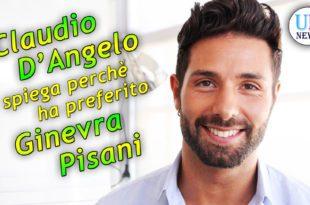 Claudio D'angelo Ginevra Pisani