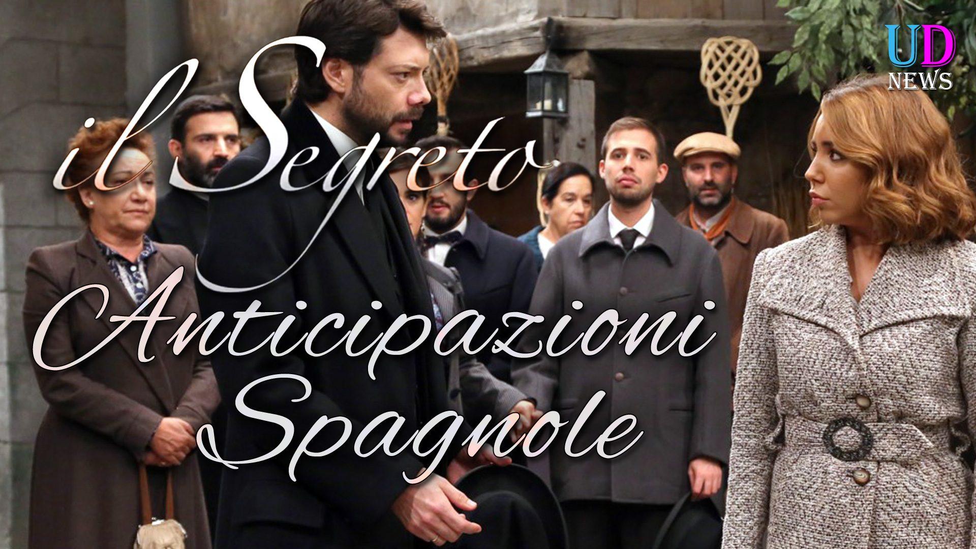 Anticipazioni il segreto puntate spagnole emilia assassina for Il segreto anticipazione spagnole
