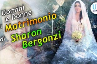 Sharon Bergonzi Matrimonio