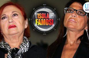Isola Dei Famosi 2017: Wanna Marchi e Stefania Nobile