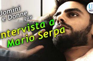 Mario Serpa Intervista