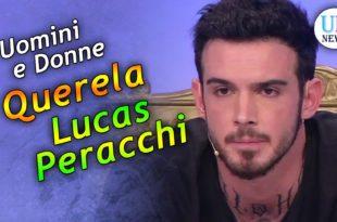 Uomini e Donne Querela Lucas Peracchi
