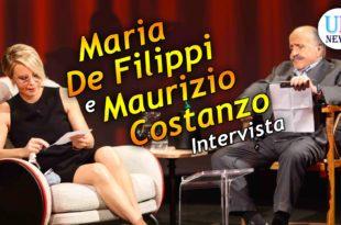 Maurizio Costanzo Maria De Filippi Intervista