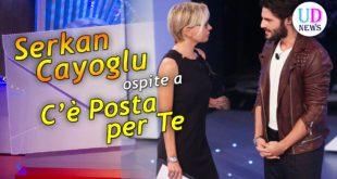 Serkan Cayoglu a C'é Posta Per Te