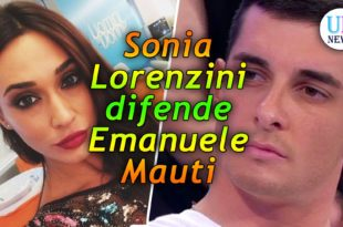 Sonia Lorenzini Emanuele Mauti