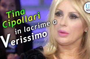 Tina Cipollari a Verissimo:
