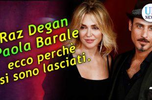 Raz Degan Paola Barale