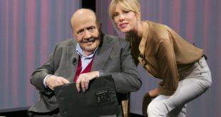 L'Intervista di Maurizio Costanzo il 16 marzo 2017 ospite Alessia Marcuzzi