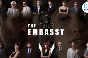 the embassy fiction