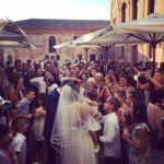 Un posto al sole, Arianna e Filippo sono convolati a nozze nella realtà. Foto!