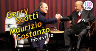gerry scotti intervista costanzo