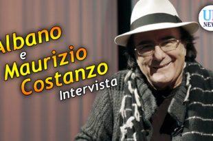 albano intervista costanzo