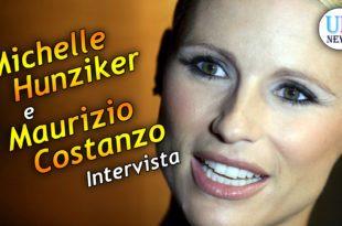 michelle hunziker intervista
