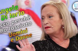 angela uomini e donne over
