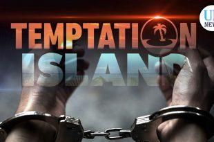 temptation island arresto