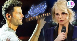 Amici Celebrities, Seconda Puntata