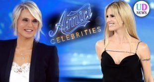 Amici Celebrities, Semifinale
