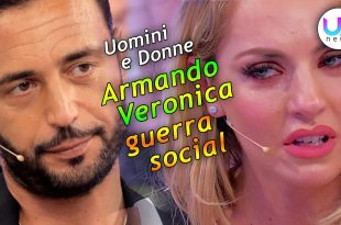 armando veronica trono over