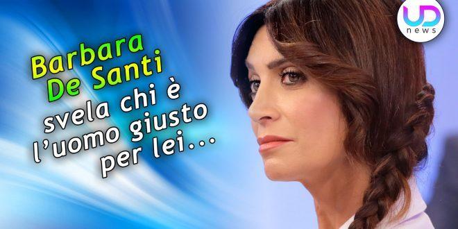 Trono Over: Barbara De Santi