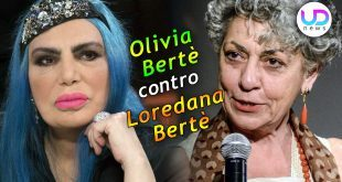 Olivia Bertè Contro Loredana Bertè
