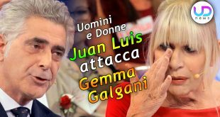 Uomini e Donne Over, Juan Luis