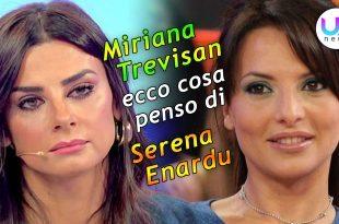 Miriana Trevisan Serena Enardu