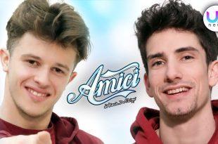 Amici 2020, Javier e Nicolai