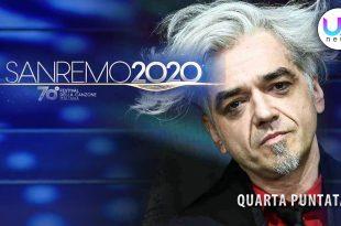 Sanremo 2020, Quarta serata