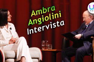 L'intervista di Maurizio Costanzo ad Ambra Angiolini