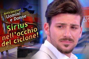 : Sirius Nell'Occhio Del Ciclone!