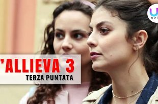L'Allieva 3, Terza Puntata