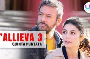 L'Allieva 3, Quinta Puntata