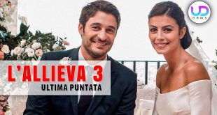 L'Allieva 3, Ultima Puntata