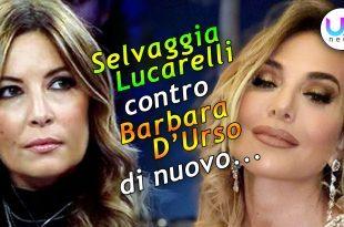 Selvaggia Lucarelli Attacca Barbara D'Urso: