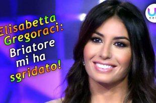 elisabetta gregoraci intervista