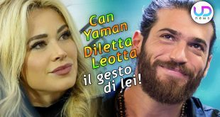 Can Yaman e Diletta Leotta