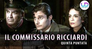 Il Commissario Ricciardi, Quinta Puntata