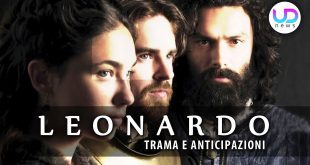 leonardo fiction