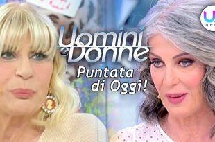 Uomini e Donne, Puntata di Oggi: Elisabetta Stende Gemma!