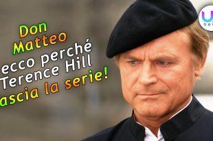 Don Matteo 13: Ecco Perchè Terence Hill Lascia la Serie!