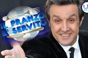 Il Pranzo è Servito: Un' ex Di Uomini e Donne Nel Ruolo Della Valletta!