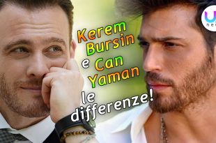 Love Is In The Air: Le Differenze tra Kerem Bursin e Can Yaman!